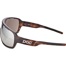 POC DO Blade Bril, zwart/bruin